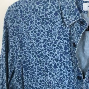 Old Navy Shirts - Old Navy small floral button down